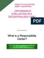 Responsibilty Acc Module