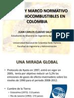 Politica Bio Combustibles 13 Ago