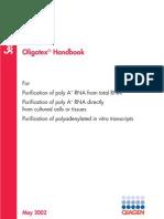 Oligotex Handbook