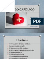 Ciclo Cardiaco Final