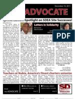 December 2011 Advocate