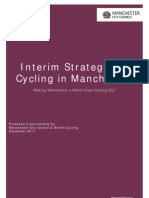 Manchester Cycling Strategy - Consultation DRAFT v2 - December 2012