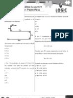 LOGIC simulado matemática uepa - 3a fase - PRISE 3