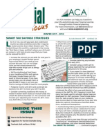 Financial Focus Newsletter - Winter 2011-12 issue