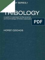 Modern Tribology Handbook Pdf