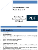 Chapitre 1 - XML