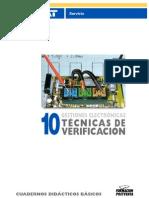 CB 10 Gestiones electrónicas técnicas de verificación