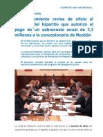16-12-11 Actividad Municipal_junta de Gobierno Local