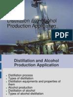 Distillation Alcohol