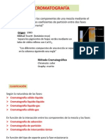 Cromatografia PQO