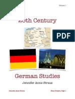 German Studies Final