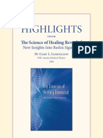 Highlights from The Science of Healing Revealed