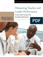 Performance Measurement Public Impact