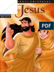 Jesus Christ Comics
