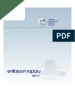 Türkiye Cumhuriyeti Merkez Bankası Enflasyon Raporu 2011 - I