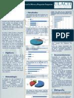 Uso de la Internet en la Micro y Pequeña Empresa en Costa Rica