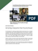 Take Action! Demand Bahrain Regime Release Human Rights Defender Zainab Al-Khawaja (@angryarabia)