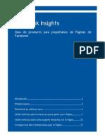 Guía de Estadísticas de Facebook
