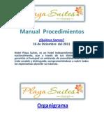 Manual Playa Suites