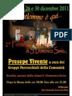 Presepe Vivente San Domenico Savio