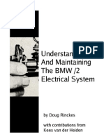 Bmw r60-2 Electrical System