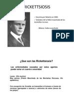 RICKETTSIOSIS SPLASE