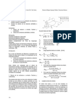 Ecuacion de Hertz - Esfuerzos de Contacto (Relacion Con Ec. de Bucking Am)