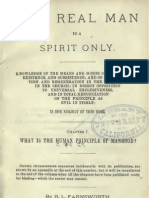 R. L. Farnsworth the REAL MAN is a SPIRIT ONLY St Paul Minn and Chicago 1876