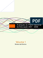 Avaliacao Pne Volume 01