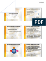 Plantas Medicinais - Sistema Nervoso Central - Milleno D. Mota - Fitoterapia - UNIME