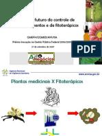 A Realidade E O Futuro Do Controle De Qualidade De Alimentos E De Fitoterápicos