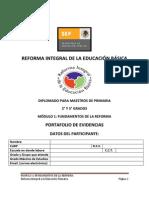 Port a Folio Del Participante