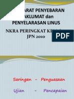 LINUS Literasi LPM Latest Taiping 180210