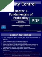 7 Fundamentals of Probability