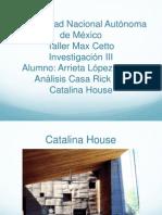 Rick Joy Analisis Arturo Arrieta López