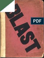 BLAST Magazine, Issue One