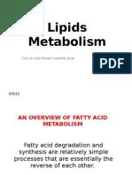 Metab Lipid