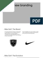 Nike Golf Brand Manual