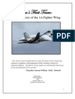 WWI 1st Fighter Wing History