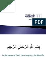 QR-257 Surah 111-001-005