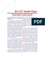 57028843 Mba Cet Model Paper CD