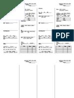 Brain Sheet