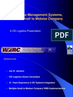 WERC Warehouse Management Systems Pres1_bh