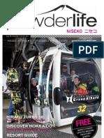 Powderlife Magazine Issue no. 35