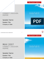 MAX PPT Templates 2007