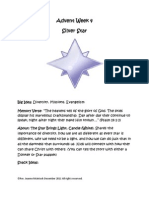 Advent Worship for Kids - Silver Star