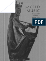 Sacred Music, 102.1, Spring 1975; The Journal of the Church Music Association of America