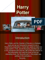 6543219 Harry Potter Book Review