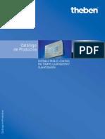Theben Es Catalogue 2011