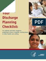 Discharge List